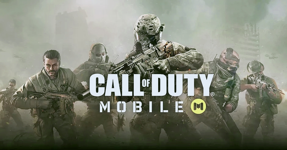 Call of duty on the mobile version