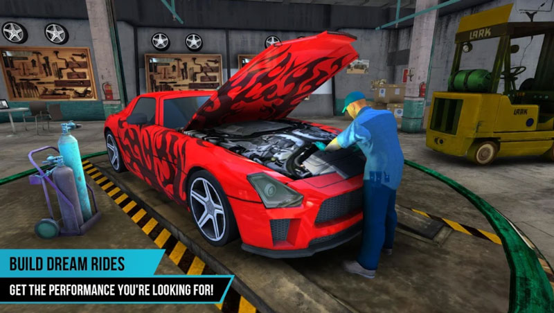 Car Modification Games for Android.