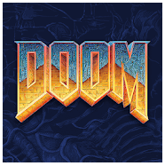 Doom retro game