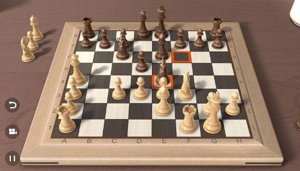 Offline Chess Games on Android5
