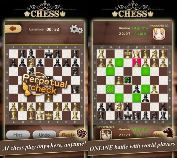 Offline Chess Games on Android6