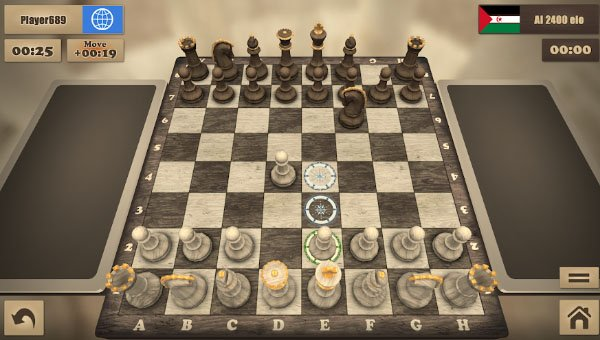 Offline Chess Games on Android8