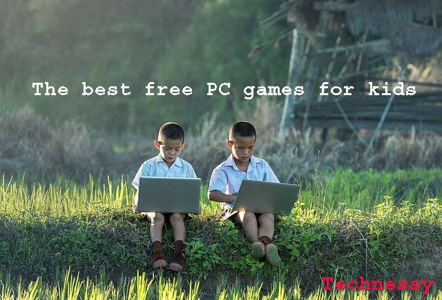 The best free PC games for kids